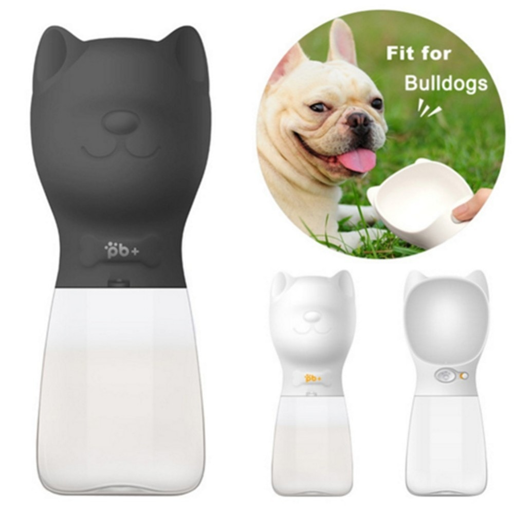 480ML Movable Pet Water Bowl