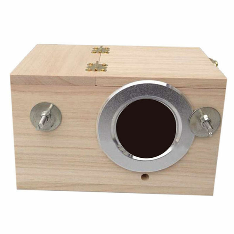 Bird Breeding Box Solid Wood