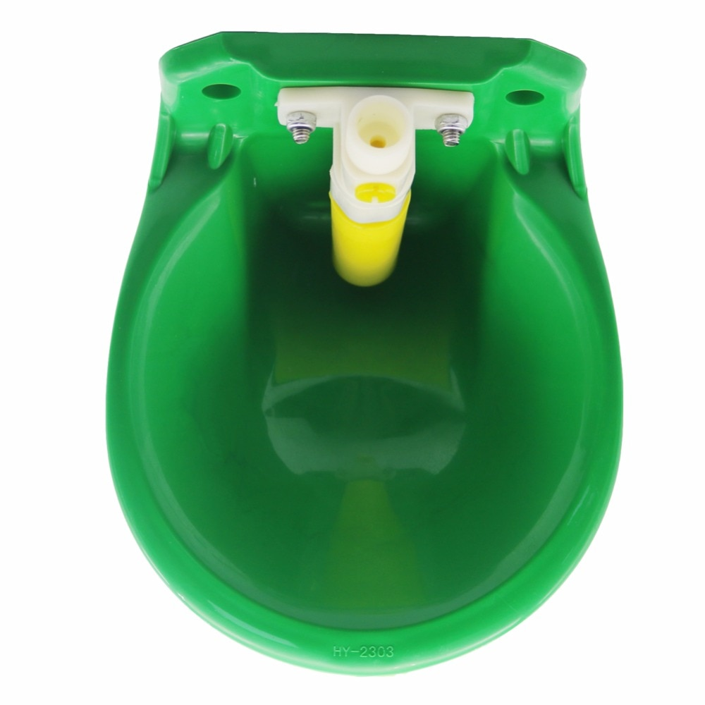 5 Sets Animal Drinkers Cattle Sheep Horse Swine Dog Automated