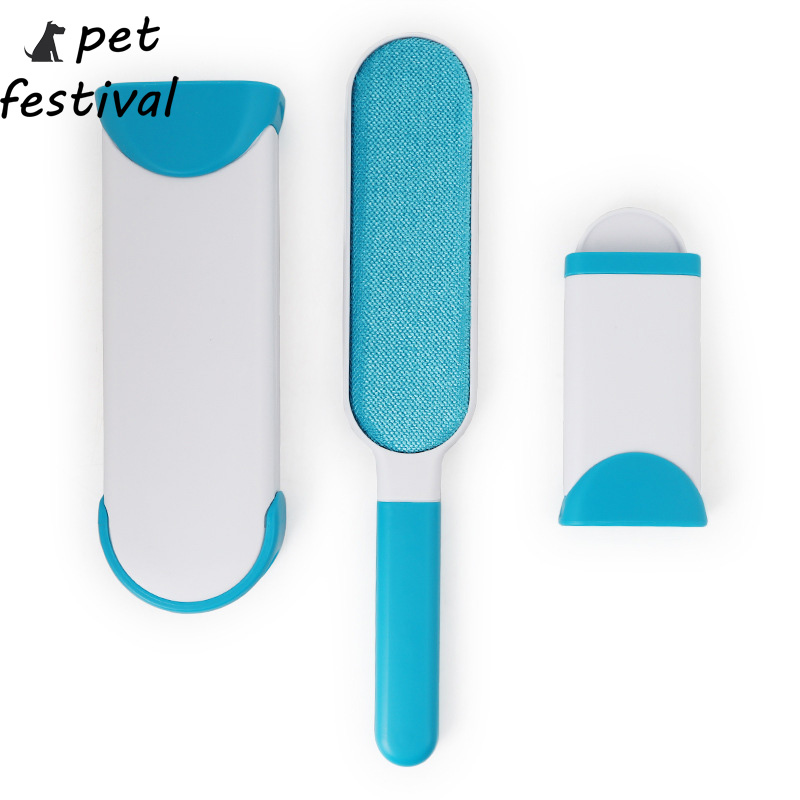 Pet Festival Dog Cat To Train Comb Hairbushing Wiping Instrument Hair Remover Bushing Supplies Products For Cats