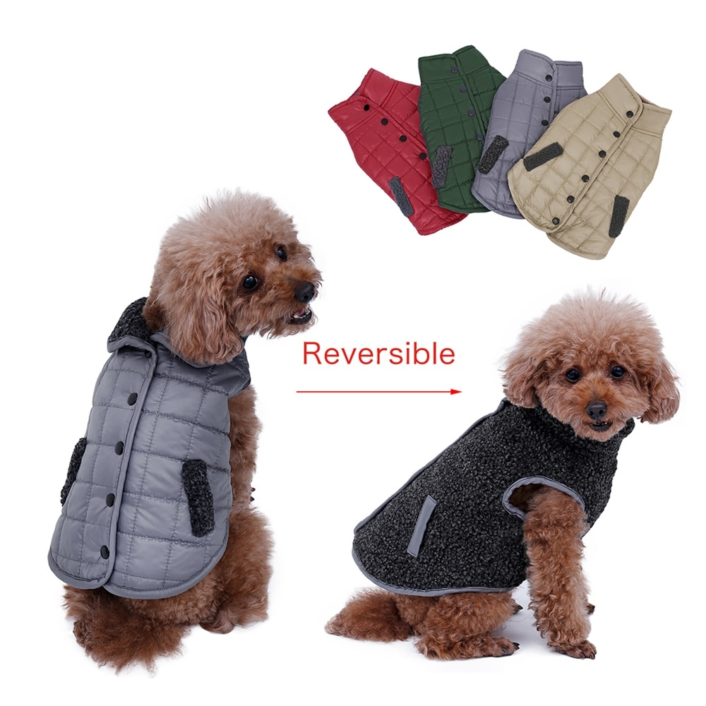 Pet Clothes Puppy Outwear Dress Up