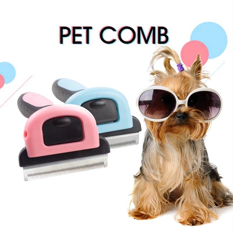 Combs Dog Hair Remover Cat Bushing To Train Tools Adjustable Cutter Attachment Pet Trimming Machine Combs For Cat And Dog Pet Supplies